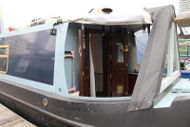 Stunning 57ft Narrowboat on Residential Mooring in Canary Wharf