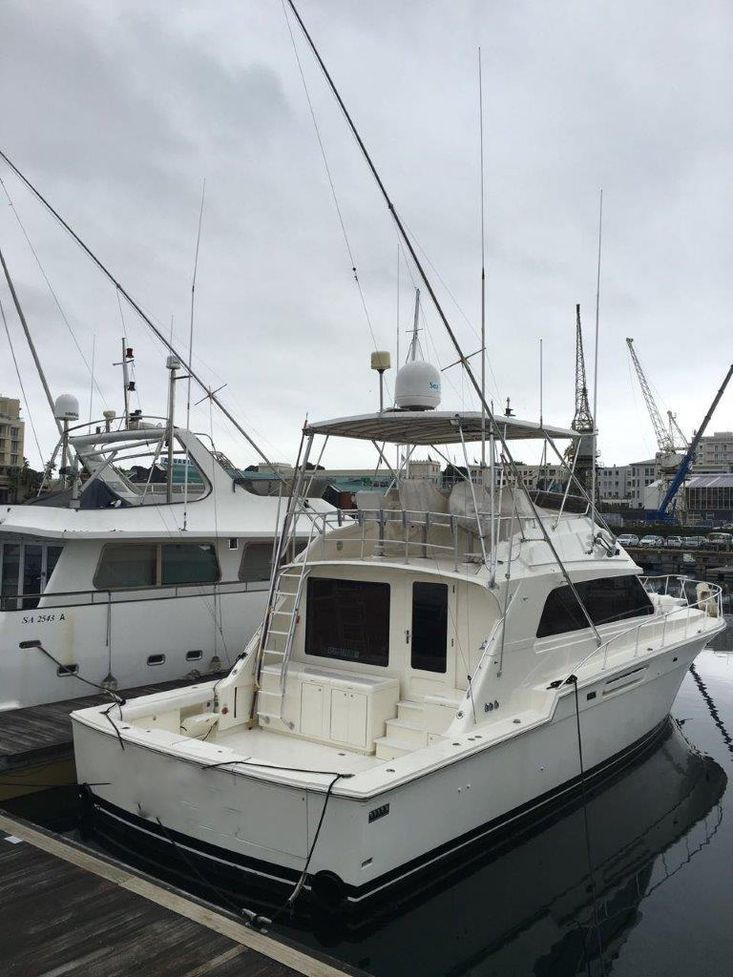 Bertram 54ft Sport Fishing Boat