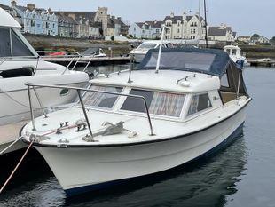 Fjord 21ft Motorboat