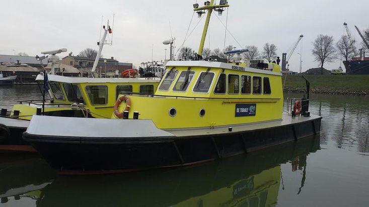 Vlet Heavy Duty Patrol Vessel