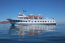 Boutique Small Pax Cruise Ship Mexico Refit/Rebuilt: 2011/2013