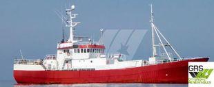 43m / 10knts Research- Survey- Guard Vessel for Sale / #1001434
