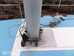 mast step
