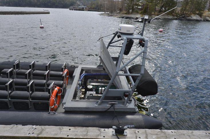 Certified Rupert 40 feet D Charter RIB