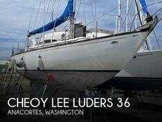 1969 Cheoy Lee Luders 36