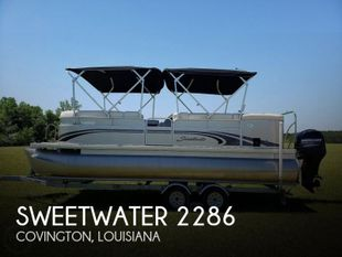 2013 Sweetwater 2286