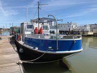 Converted Dutch Harbour Tug