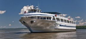 177' Blount Overnight Passenger Cruise Ship For Sale