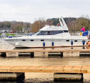 seacoral 428 power cruiser