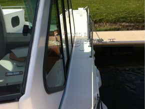 Nicols Confort 900 Canal and river cruiser - Side Deck