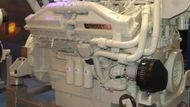 1300 HP CUMMINS QSK38 NEW MARINE ENGINES