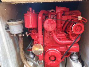 Jeanneau Fantasia 27  - Engine