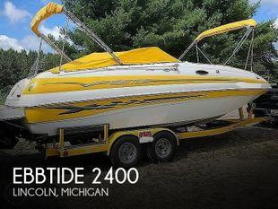 2005 Ebbtide 2400 Fun Deck
