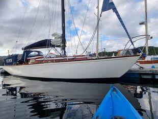Nicholson 35 sloop