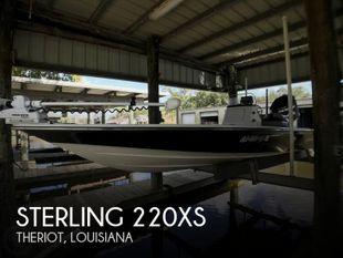 2007 Sterling 220XS