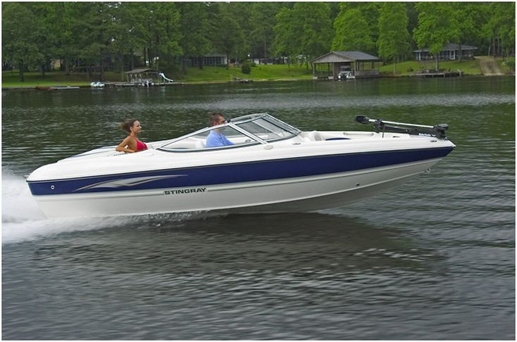 Stingray 195 FX Open Bow