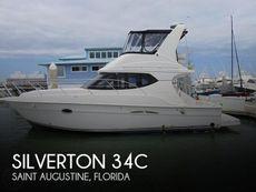2006 Silverton 34C
