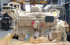 1200 HP CUMMINS KTA38 NEW MARINE ENGINES