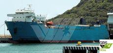 119m / 350 lane meter RoRo Vessel for Sale / #1044101