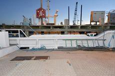 Aluminium workboat Athos