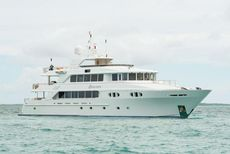 2010 Richmond Yachts Tri-Deck Motor Yacht