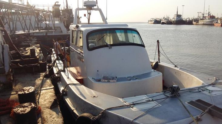 CREW SUPPLY BOAT FOR SALE BEIRA Mozambique