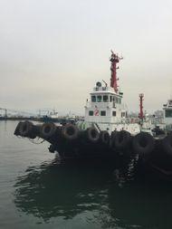 Z-Peller Tug Boat 194ton