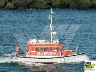 8m / 10knts Survey Vessel for Sale / #1085387