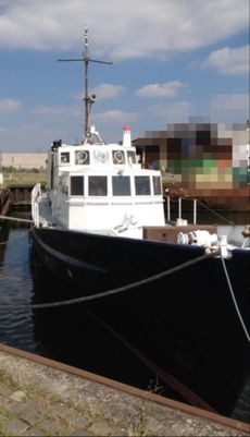 Twin Screw ex Patrol Boat