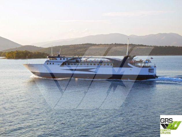 82m / 728 pax Passenger / RoRo Ship for Sale / #1047508