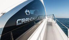 2021 Cranchi E 52 F EVOLUZIONE