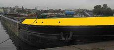 DUMB BARGE  622 M Tons