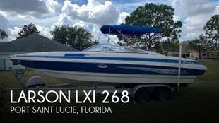 2007 Larson LXI 268