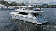 2012 Hatteras 80 Motor Yacht