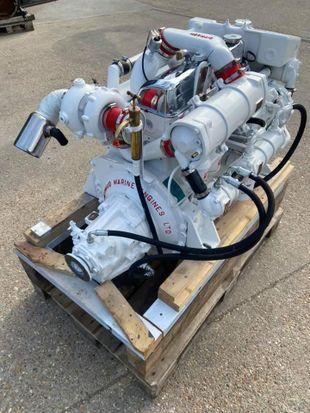 Mermaid Marine Turbo 4 Reman Engine