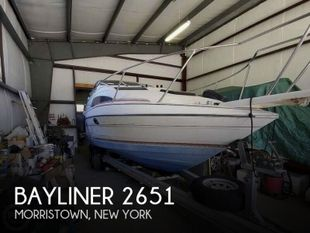 1990 Bayliner 2651 Ciera Sunbridge
