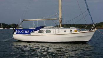 WESTERLY LONGBOW, recent engine,refitted, gorgeou  £14950 just reduced