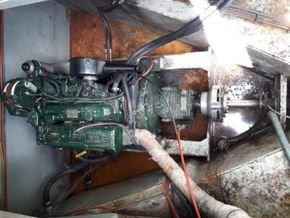 Beta Marine Engine