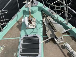 Anchors and Windlass