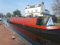 Fabulous trad NB with RN DM2 engine