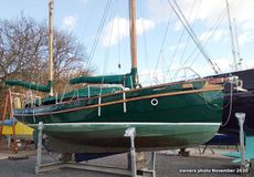 Cornish Crabber Trader 30