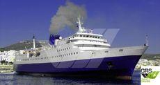 122m / 2.007 pax Passenger / RoRo Ship for Sale / #1011473