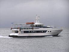 DAY PASSENGER VESSEL