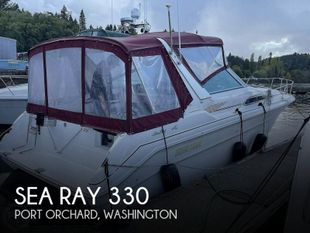 1992 Sea Ray 330 Sundancer