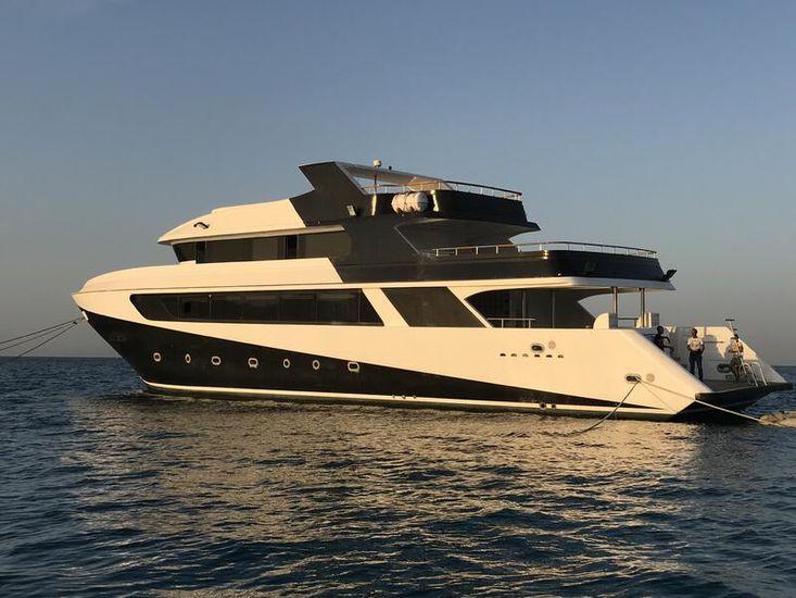 34m luxury boat (2019)