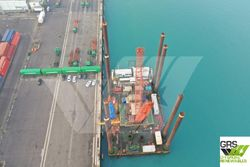 49m / 317ts Crane Jack Up for Sale / #1078189