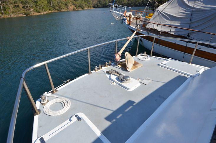 12m power Catamaran