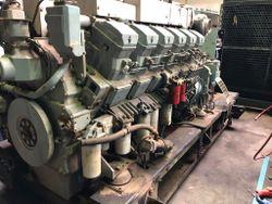 MITSUBISHI S12 R PTA  1080 KW 1500 RPM