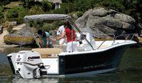 White Shark 206 Open