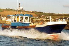 GRP  Wheelhouses for Fishing boats